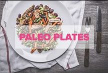 Paleo Plates / Love paleo foods? This board is a collection of the best and most delicious dairy free, gluten free, and refined-sugar free Paleo recipes. Whether you are making a quick snack or a 4-course paleo meal, we share all kinds of recipes to satisfy your every craving. Looking for smoothie recipes or something as specific as strawberry guacamole? Chances are we have a recipe for you. We want to help you achieve your personal goals by promoting a healthier lifestyle.
