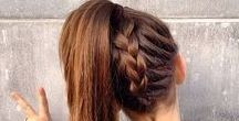 Hair & Styles / To look fabulous when travelling with hair styles