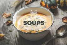 Soups / A collection of Paleo soup recipe ideas: pumpkin, vegetable, chicken, cauliflower, pizza soup and more!  / by PaleoHacks