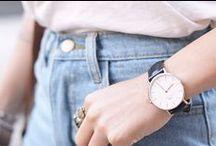 Les blogueuses & Daniel Wellington / Découvrez tous les looks des blogueuses avec les montres Daniel Wellington !