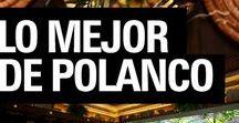 Lo mejor de Polanco