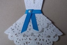 Cutting&folding / Different papercraft projects - cutting or punching - and folding