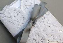 {design ideas} - wedding invitations