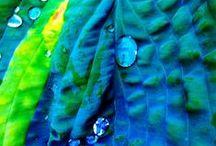 {colours} - 16. lime & aqua