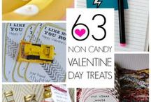 Nut-Free Valentine's Day (Recipes and Food-Free Crafts)