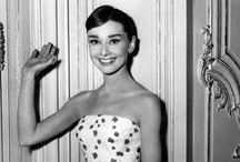 Audrey Hepburn / by Jenny Kales