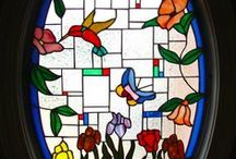 STAINED GLASS COLLECTIONS / by VMDROSE