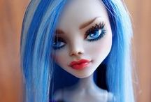 MONSTER HIGH DOLLS / by VMDROSE