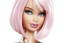 MANY FACES of BARBIE / by VMDROSE