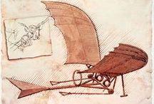 Leonardo's Notebooks / Pages from Leonardo da Vinci's Scientific Notebooks.