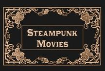 Steampunk / I don't know why but I just love Steampunk art and jewellery. I am not so keen about the clothes though. This era covers the Victorian era (1837-1901) before gas, oil and electricity destroyed it. Steampunk runs on steam, cogs and gears - or the mechanical rather than electronics