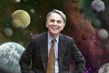 Carl Sagan / The Renaissance man of the 20th Century