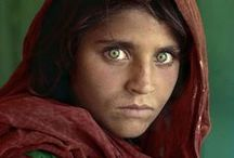 Sahara Culture / Women of the Sahara and the Middle Eastern Region - Stretching from Morocco to Afghanistan