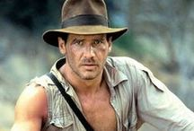 Indiana Jones / The handsomest, smartest, funniest and best archaeologist in the world