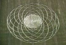 Crop Circles / Because they are so beautiful.
