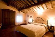 Le camere del Borgo - The bedrooms of the village / Le camere dell'#agriturismo Antico Borgo Poggiarello - The bedrooms of Antico Borgo Poggiarello #farmhouse