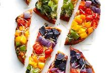 Meal Time for the Littles / Kids Food, Lunch Ideas, Toddler Meals, Baby Food