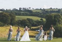 WEDDING INSPIRATION BOARD / Jo & Al's wedding (!)