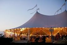 WEDDING TENTS / The most wonderful tent there ever was...the Sperry