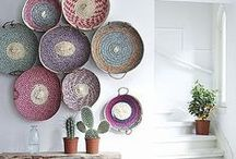woven art / Baskets + Weaving innovative. / by Teo Tlacuila