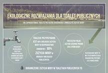 Infografiki / Infografiki - mycie rąk, higiena, sprzątanie, segregacja śmieci, lampy owadobójcze, ciekawostki