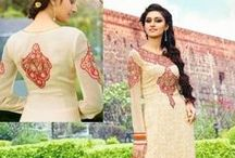 Designer Salwar kameez / The Salwar kameez (Suits and Dresses) are famous overall and its notoriety has arrived at each niche and corner of the style world. It is additionally a standout amongst the most and agreeable dresses in the Indian culture. Elite Boutique mission is to make clients feel stylish, at a competitive cost with a great quality.  SURAT, Gujarat, India