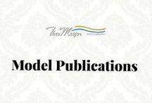 Published Models photography / Model Photography
