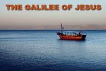 The Galilee of Jesus / The Galilee of Israel - how familiar are you with it? Jesus loved it! It's the place where He selected His apostles. It's where He established the headquarters of His Ministry. It's where He preached, and healed. For a firsthand introduction to this beautiful area of the Holyland, join us as we walk in Jesus' footsteps!
