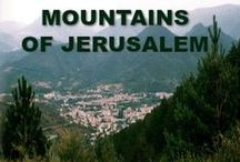 Mountains of Jerusalem / There are several mountains in Jerusalem today that have historical and prophetic significance. Join Dr. David Reagan on Christ in Prophecy as we explore these sites!