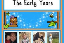 The Early Years / Everything a child consistently experiences and hears has a profound impact on their view of the world and how they see themselves within it.
