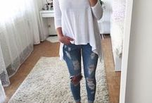 Looks // Casual / #outfit #look #streetstyle