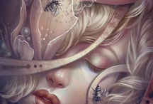 Artistic Expressions / Beautiful, delicate, grotesque and surreal paintings, drawings and sculptures. / by ClinicalPosters.com