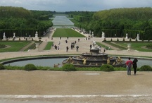 Chateau de Versailles - Le Jardin / I took over 230 pictures of Versailles.  So how do I select the ones for Pinterest?  I am posting only some of the pictures of the gardens at this time.