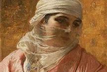 Orientales / Peinture orientaliste, orientalisme