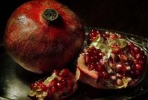 Pomegranates et autres fruits / Fruits