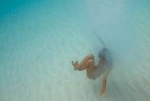 J'ai peur de l'eau... Mais je me soigne! / Underwater, L'eau, la mer, la baignade, la peur de la noyade!
