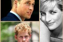 The British Royal family / by Flora Muller