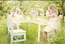 Tea Party / for our little darling...and that's reason enough! / by Christina Didier