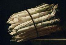 asparagus & co. / natura morta