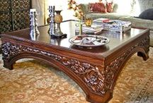 AD Furniture: Custom Replicas / Inspired by the thousands of Spanish Colonial antiques and the dedication of restoring these pieces of furniture, our clients began requesting reproductions of antiques from Spain, Italy, Mexico & all of South America. Our Custom Carved Furniture catalog is dedicated to showing the precision of our work with antique dealers as well as Designers. From a photo, drawing or a magazine page, our reproductions are perfectly proportioned, exquisitely detailed, & crafted by hand to your specifications.