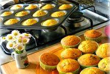 Muffin & Cupcakes from my Blog / Recipes from my food-blog: per la colazione dei campioni!