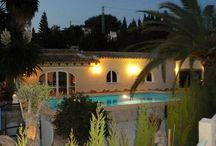 Luxe vakantiewoning / Aan de Costa Blanca in Spanje