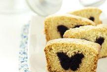 Plumcake con sorpresa! / Plumcake bianco e nero con sorpresa incorporata!