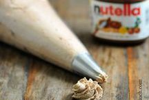 Nutella i love you / Best recipes with nutella from my blog