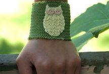 lechuzas cool / Algunas pocas dignas  realizadas en crochet que se pueden encontrar en la Red