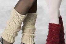 Bufandas, guantes, mitones, medias, zapatos, polainas, gorros / scaves; gloves, fingerless gloves , mittens, socks, shoes, leggings