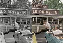 History Colorized / Black and White History Themed Photos Colorized