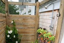 Outdoor Shower / by Paul Revere Revolutionary Service