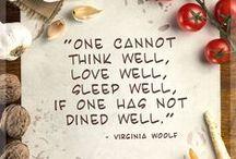Julia Child e aforismi in Cucina / Frasi, aforismi e detti provenienti dagli chef più famosi del mondo!