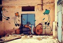 Sur les murs... / Street art